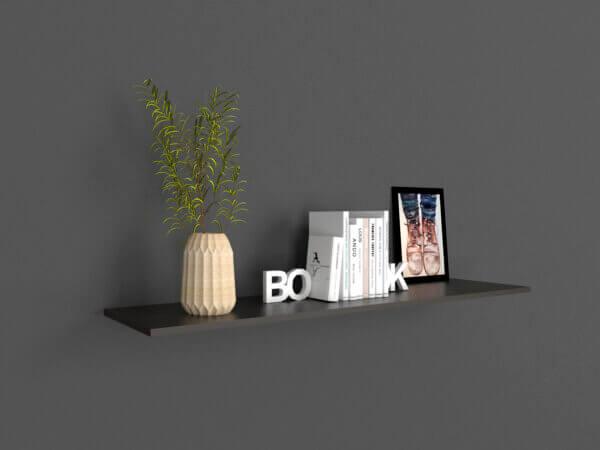 ELW6149- ENTREPAÑO ORGANIZADOR 120_WENGUE_FRONT Ebani Colombia tienda online de decoración y mobiliario RTA