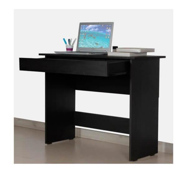 Escritorio para pc o Estudio sencillo con cajon 1 Ebani Colombia tienda online de decoración y mobiliario Maderkit