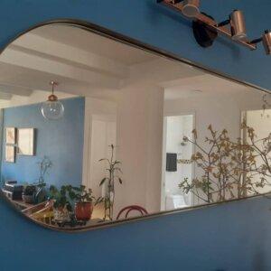 Espejo Decorativo Buenos Aires Ebani Colombia tienda online de decoración y mobiliario Mecano