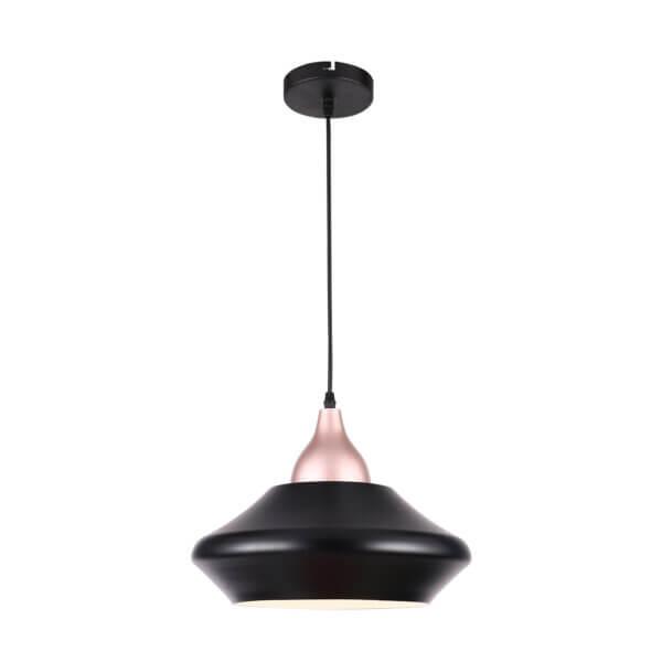 Lampara colgante delia negra Ebani Colombia tienda online de decoración y mobiliario Lienxo