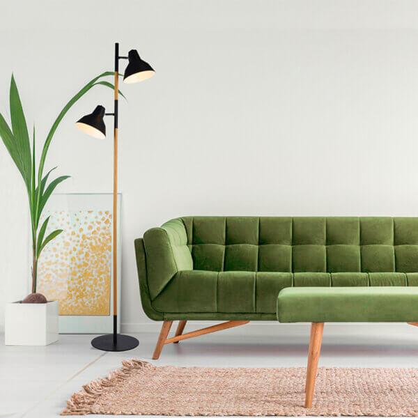 Lampara de piso vito Ebani Colombia tienda online de decoración y mobiliario Lienxo
