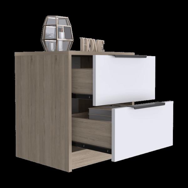 MRB 6106 Mesa de noche Kaia - Cerrada Ebani Colombia tienda online de decoración y mobiliario RTA