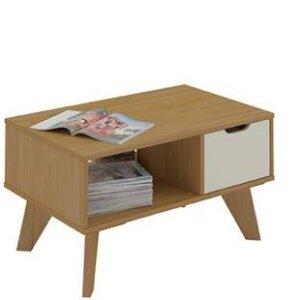 Mesa de Centro Vip Freijo con Blanco Ebani Colombia tienda online de decoración y mobiliario Bertolini
