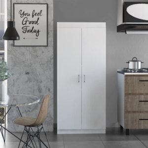Mueble alacena Varese blanco Ebani Colombia tienda online de decoración y mobiliario RTA