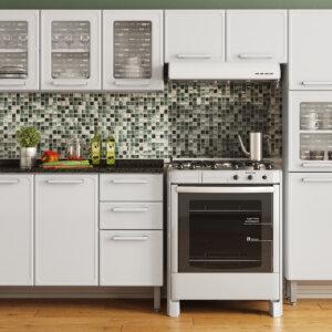 Mueble inferior de Cocina Con Tabla 80 Cm Blanco Ebani Colombia tienda online de decoración y mobiliario Bertolini