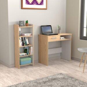 Mueble Optimizador de Baño Madrid Wengue