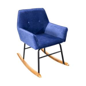 Poltrona Aura Azul Ebani Colombia tienda online de decoración y mobiliario Nihao