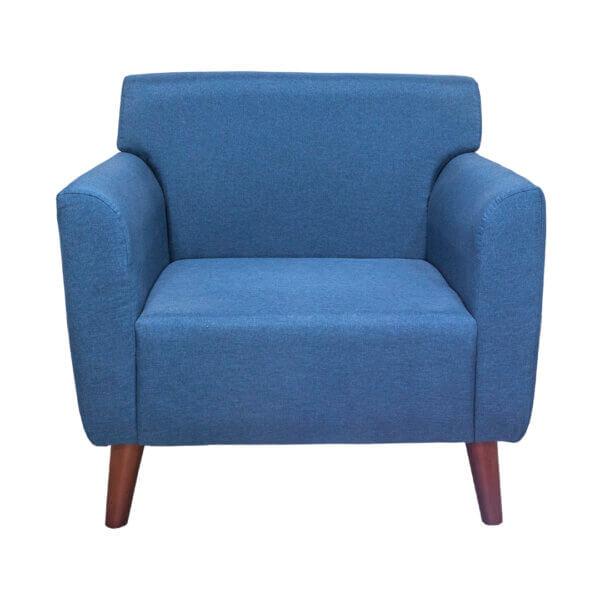 Poltrona Minerva Azul Ebani Colombia tienda online de decoración y mobiliario Nihao