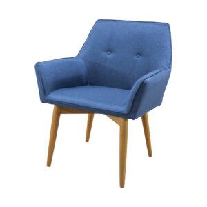 Poltrona Venus Azul Ebani Colombia tienda online de decoración y mobiliario Nihao