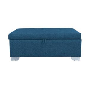 Puff Nix Azul Ebani Colombia tienda online de decoración y mobiliario Nihao