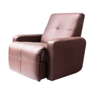 Silla Reclinable Marrón 1 Ebani Colombia tienda online de decoración y mobiliario Nihao