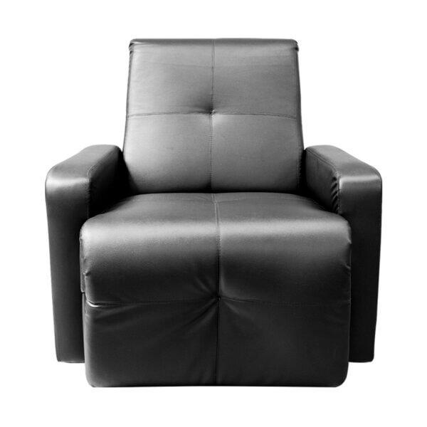 Silla Reclinable Negro Ebani Colombia tienda online de decoración y mobiliario Nihao