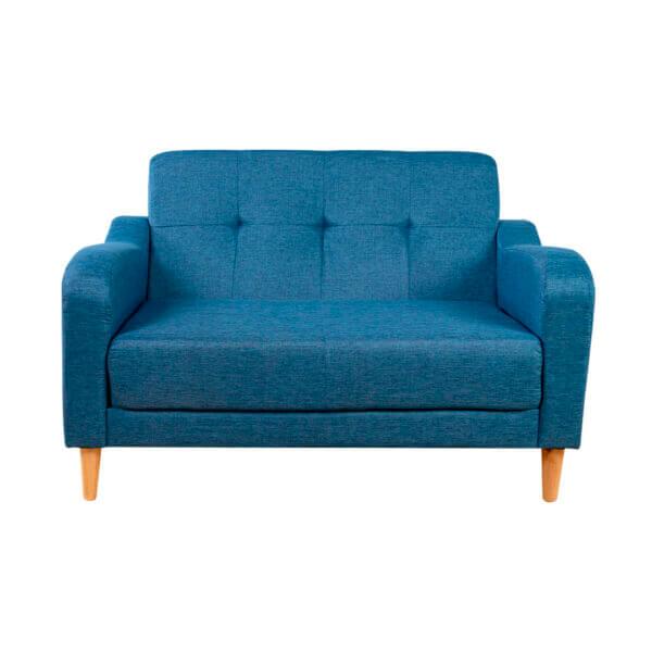 Sofá Ares Azul Ebani Colombia tienda online de decoración y mobiliario Nihao