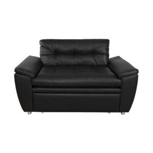 Sofá Cama Hades 2 Puestos Negro Ebani Colombia tienda online de decoración y mobiliario Nihao