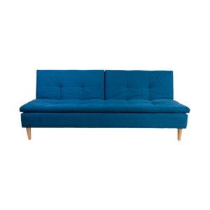 Sofá cama Poseidón Azul Ebani Colombia tienda online de decoración y mobiliario Nihao