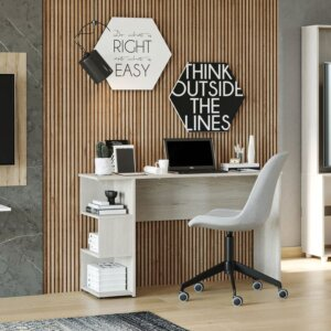 Cama Nido Multifuncional con escritorio