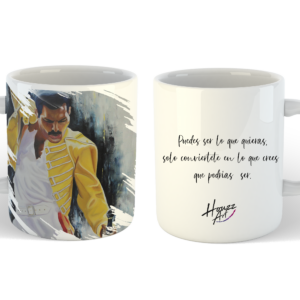 mug Freddy mercury